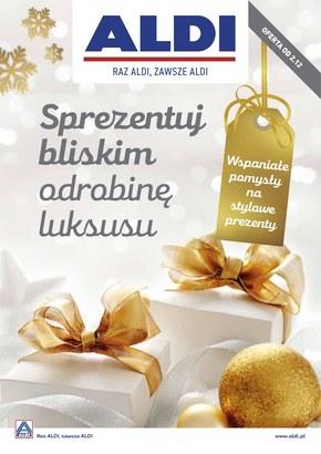 Stylowe prezenty świąteczne