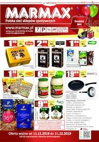 Gazetka promocyjna Marmax - Oferta handlowa - ważna do 31-12-2019