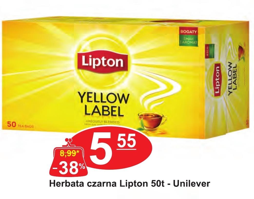 Herbata Lipton niska cena