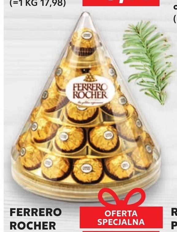 Praliny Ferrero Rocher niska cena