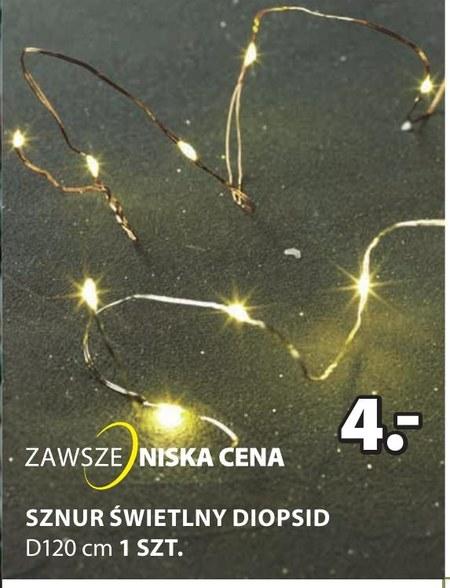 Światełka Diopsid