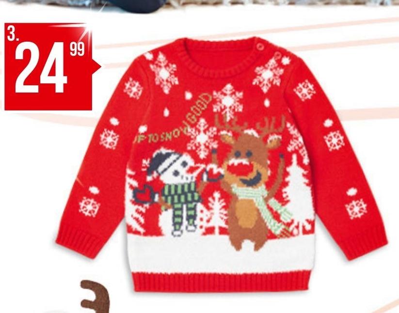 Sweter dziecięcy  niska cena