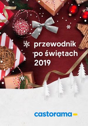 Gazetka promocyjna Castorama - Przewodnik po świętach 2019