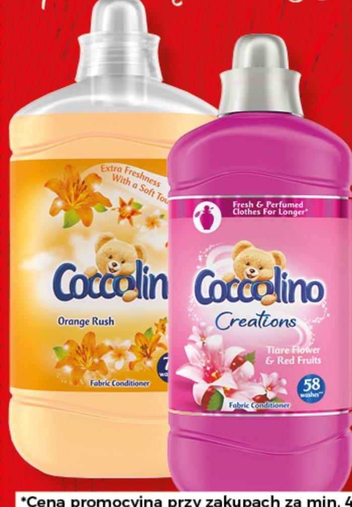 Płyn do płukania Coccolino niska cena