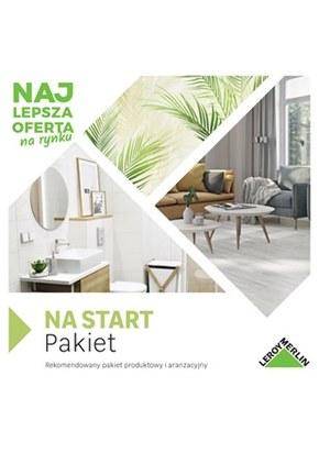 Najlepsza oferta na rynku - pakiet Na Start