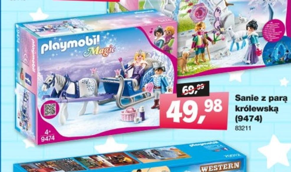 Lalka Playmobile  niska cena