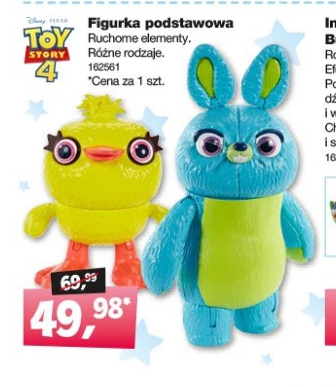 Pluszak Toy Story 4 niska cena