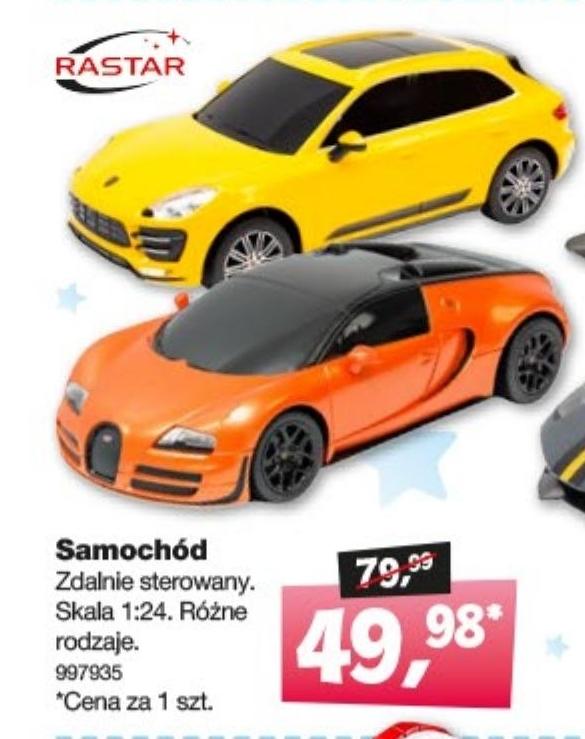 Samochód Rastar  niska cena