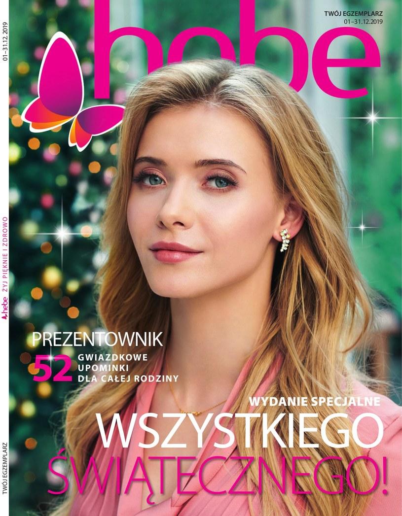 Gazetka promocyjna Hebe - ważna od 01. 12. 2019 do 31. 12. 2019