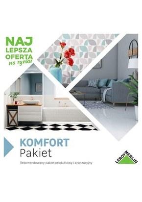 Najlepsza oferta na rynku - pakiet Komfort
