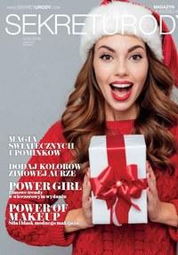 Gazetka promocyjna Drogerie Sekret Urody - Magią świątecznych upominków - ważna do 31-12-2019