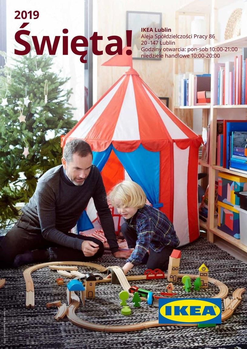 Gazetka promocyjna IKEA - ważna od 13. 11. 2019 do 26. 12. 2019