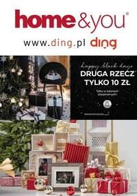 Gazetka promocyjna Home&You - Ding poleca! - ważna do 27-12-2019