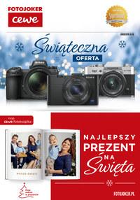 Gazetka promocyjna Fotojoker - Najlepszy prezent na święta - ważna do 31-12-2019