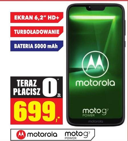 Smartfon Motorola