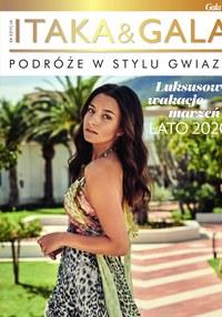 Gazetka promocyjna Itaka - Luksusowe wakacje marzeń 2020 - ważna do 20-09-2020