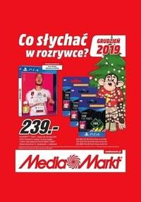 Gazetka promocyjna Media Markt - Co słychać w rozrywce? - ważna do 31-12-2019