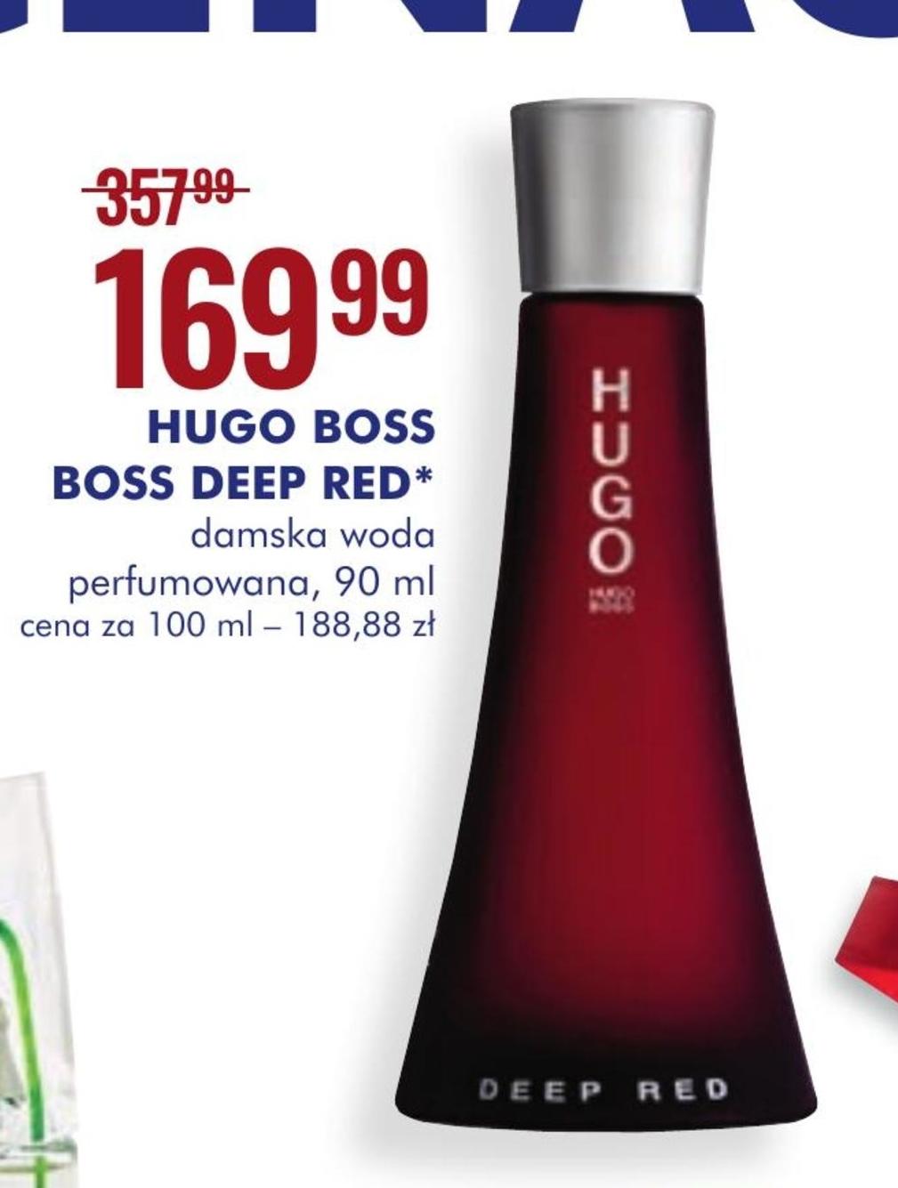 Perfumy Hugo Boss niska cena