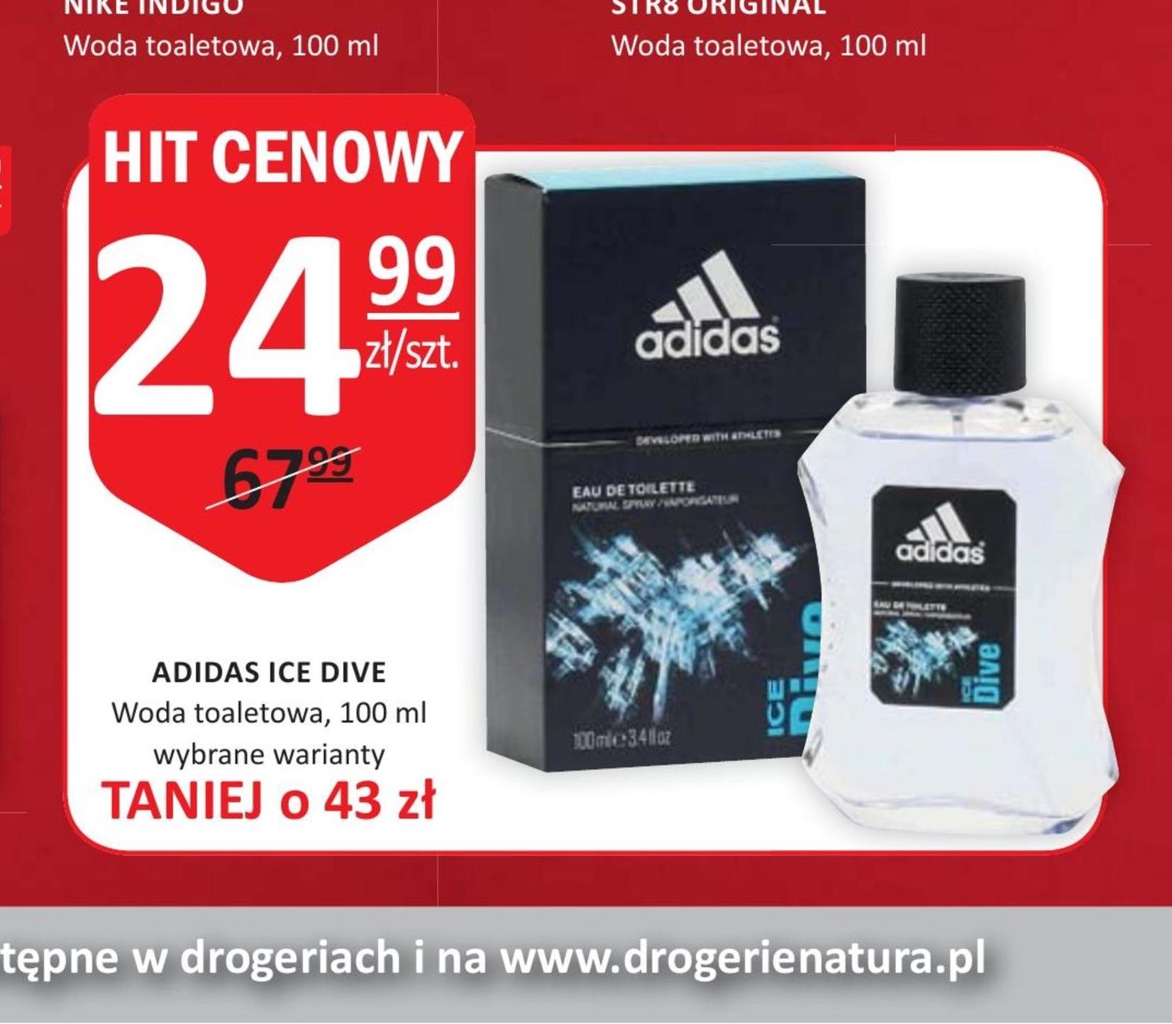 Perfumy Adidas niska cena