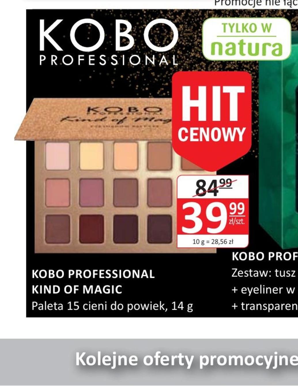 Paleta cieni Kobo Professional niska cena