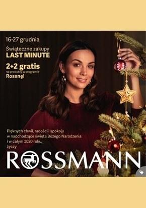 Świąteczne zakupy z Rossmann