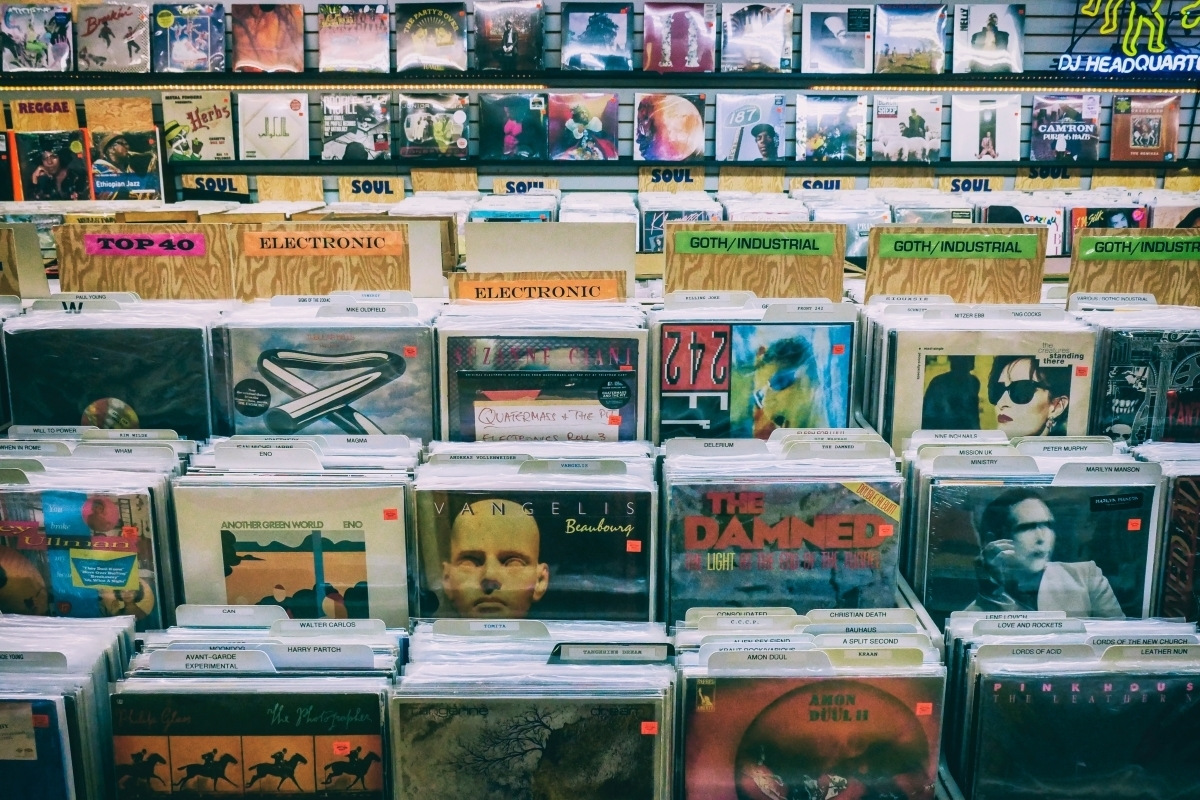 płyty muzyczne