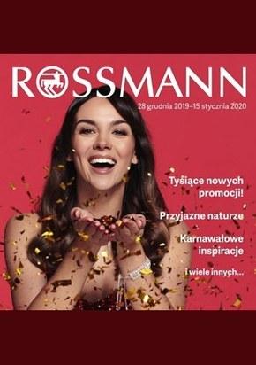 Tysiące nowych promocji w Rossmann!