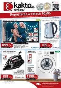 Gazetka promocyjna Kakto.pl - Kupuj teraz w ratach w Kakto - ważna do 31-01-2020