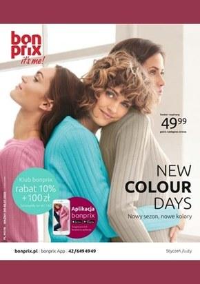 New Colours Days w Bonprix!