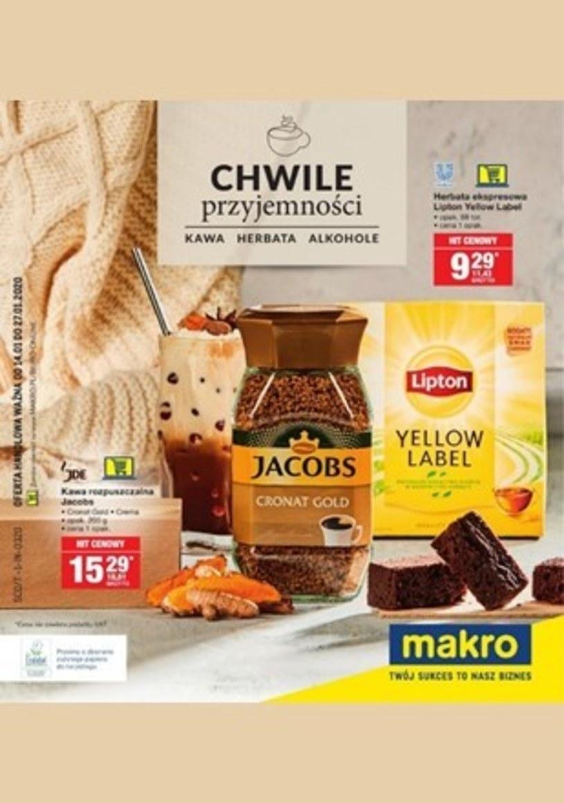 Gazetka promocyjna Makro Cash&Carry - ważna od 14. 01. 2020 do 27. 01. 2020