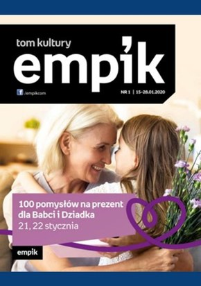 Empik - Tom kultury