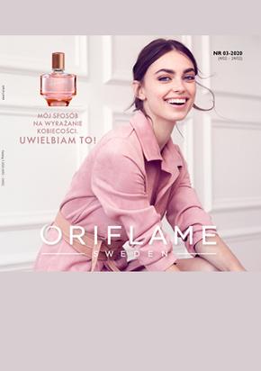 Katalog kosmetyczny Oriflame!