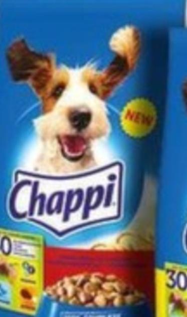 Karma dla psa Chappi niska cena