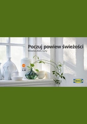 Poczuj powiew świeżości z IKEA