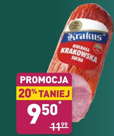 Kiełbasa krakowska Krakus