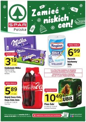 Niskie ceny w sklepach SPAR