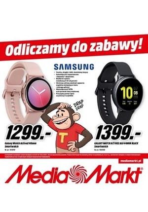Gazetka promocyjna Media Markt - Media Markt odlicza do zabawy!