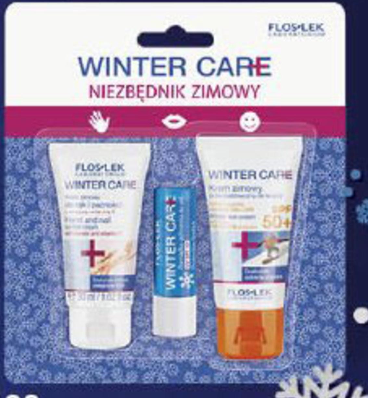 Zestaw kosmetyków Winter Care niska cena
