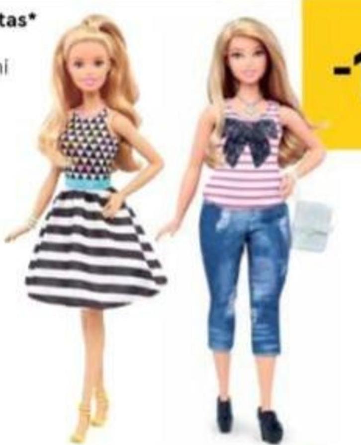 Lalka Barbie niska cena