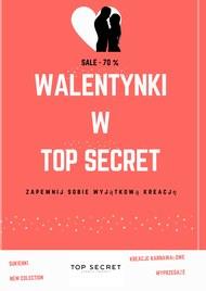 Top Secret na Walentynki