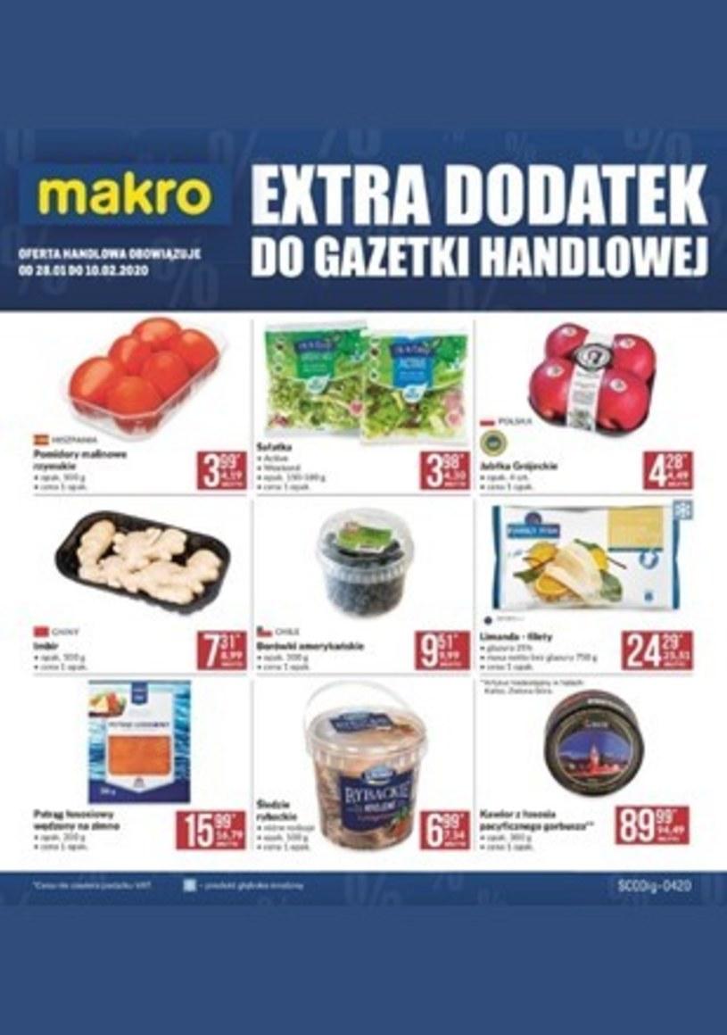 Gazetka promocyjna Makro Cash&Carry - ważna od 28. 01. 2020 do 10. 02. 2020