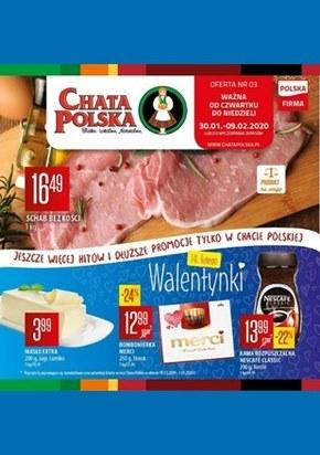 Hity cenowe w Chata Polska