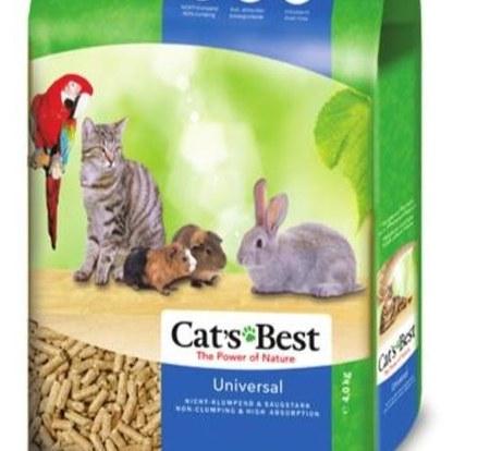 Żwirek dla kota Cats Best Uniwersal