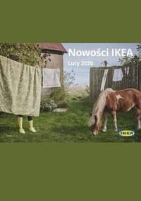 Gazetka promocyjna IKEA - Nowości Ikea - Luty  - ważna do 29-02-2020