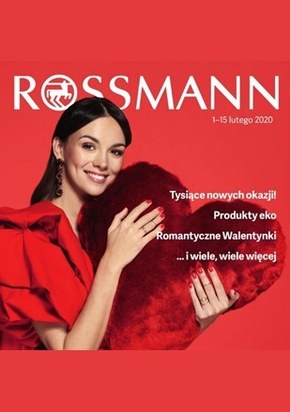 Walentynki w Rossmannie!
