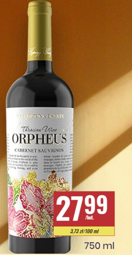 Wino Orpheus