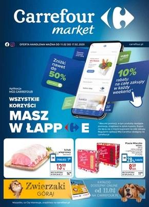 Carrefour Market z nowymi promocjami