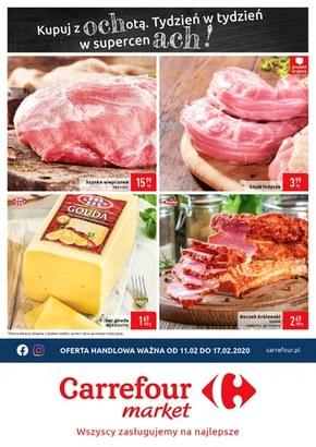 Promocyjne okazje w Carrefour Market