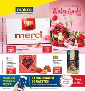 Walentynki w Makro!