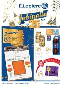 Gazetka promocyjna E.Leclerc - Jubinalia w E.Leclerc! - ważna do 15-02-2020
